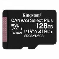 Карта памяти Kingston Canvas Select SDCS/128GB microSDXC 128GB