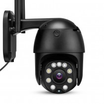 Уличная поворотная 4G камера видеонаблюдения PTZ PST-B9Z 5 Мп